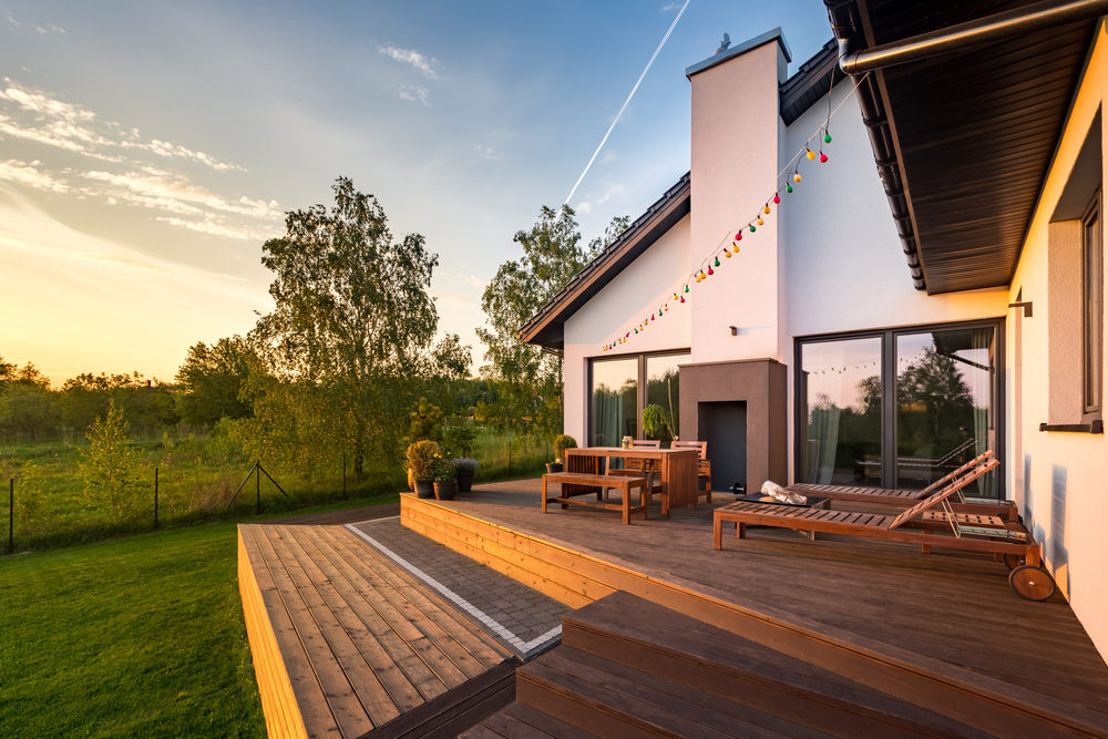 Build the perfect patio