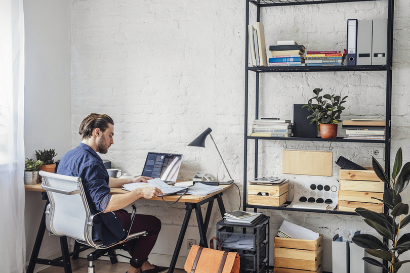 Converting Your Garage Into a Home Office