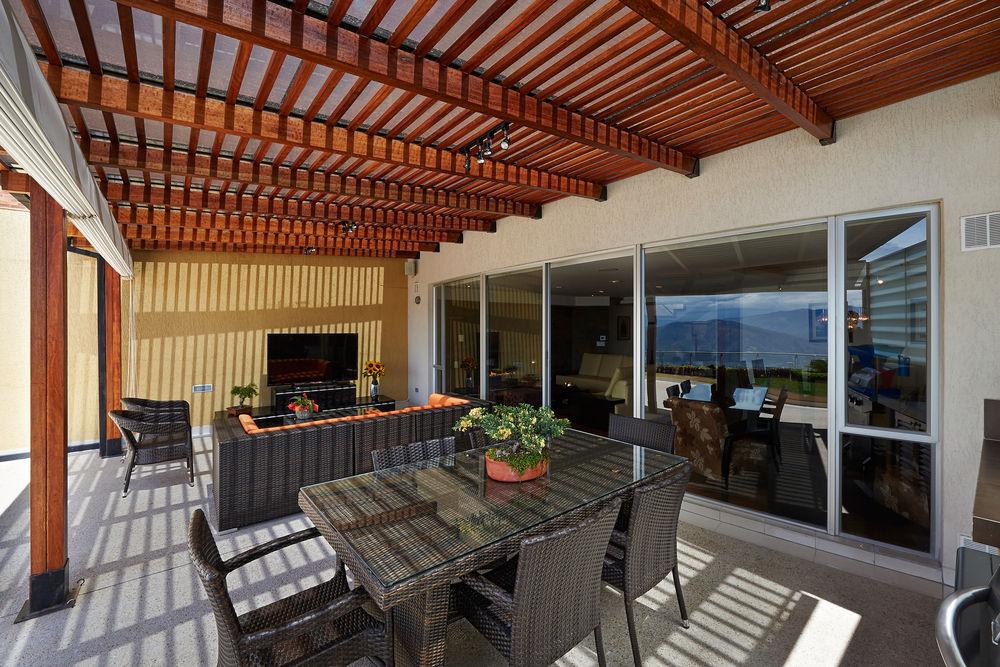 living room outside