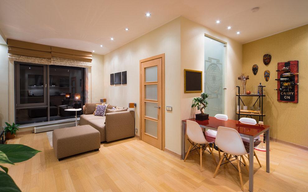 Inside of accessory dwelling unit