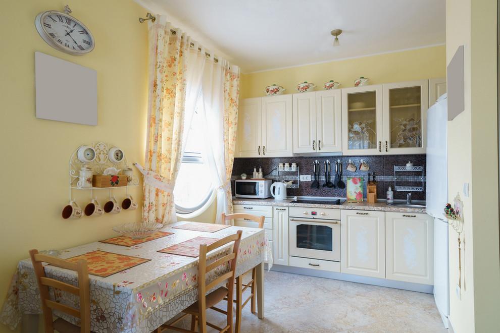 Kitchen inside of a granny flat